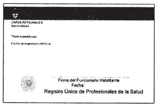 Ejemplo De Certificados Personales - DESCARGARGRATIS download
