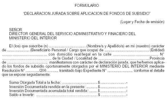 Ministerio del interior for Sueldos del ministerio del interior